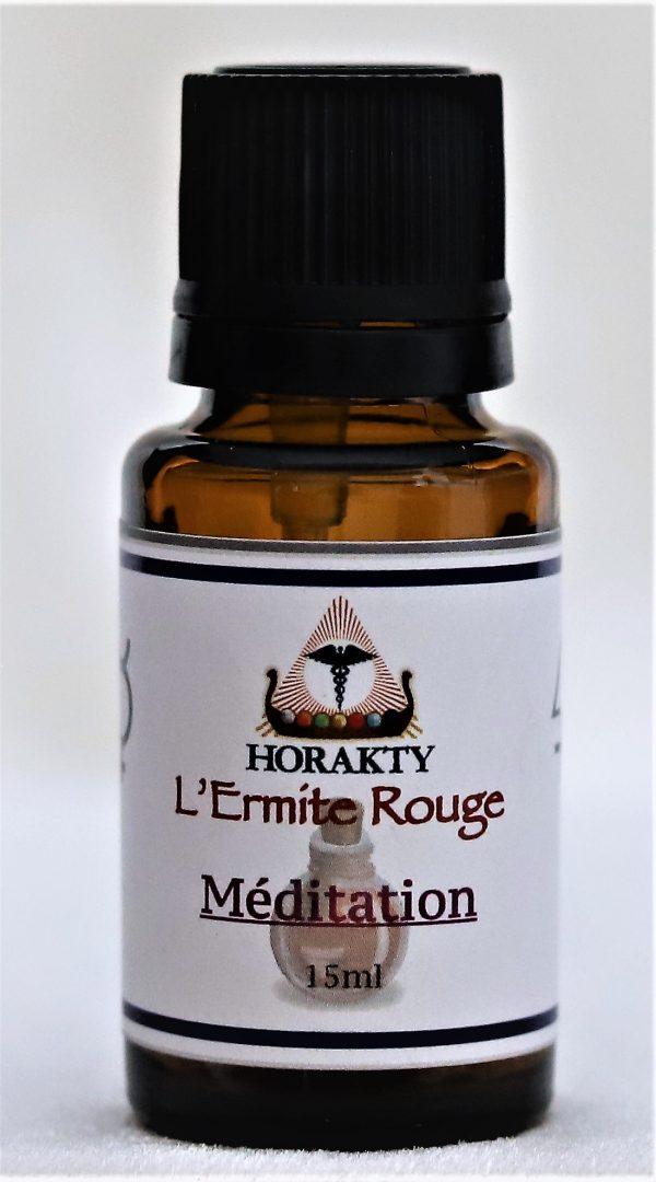 alchimie - élixir à base de quintessence pour la méditation