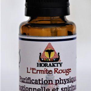 alchimie - élixir à base de quintessence pour la purification